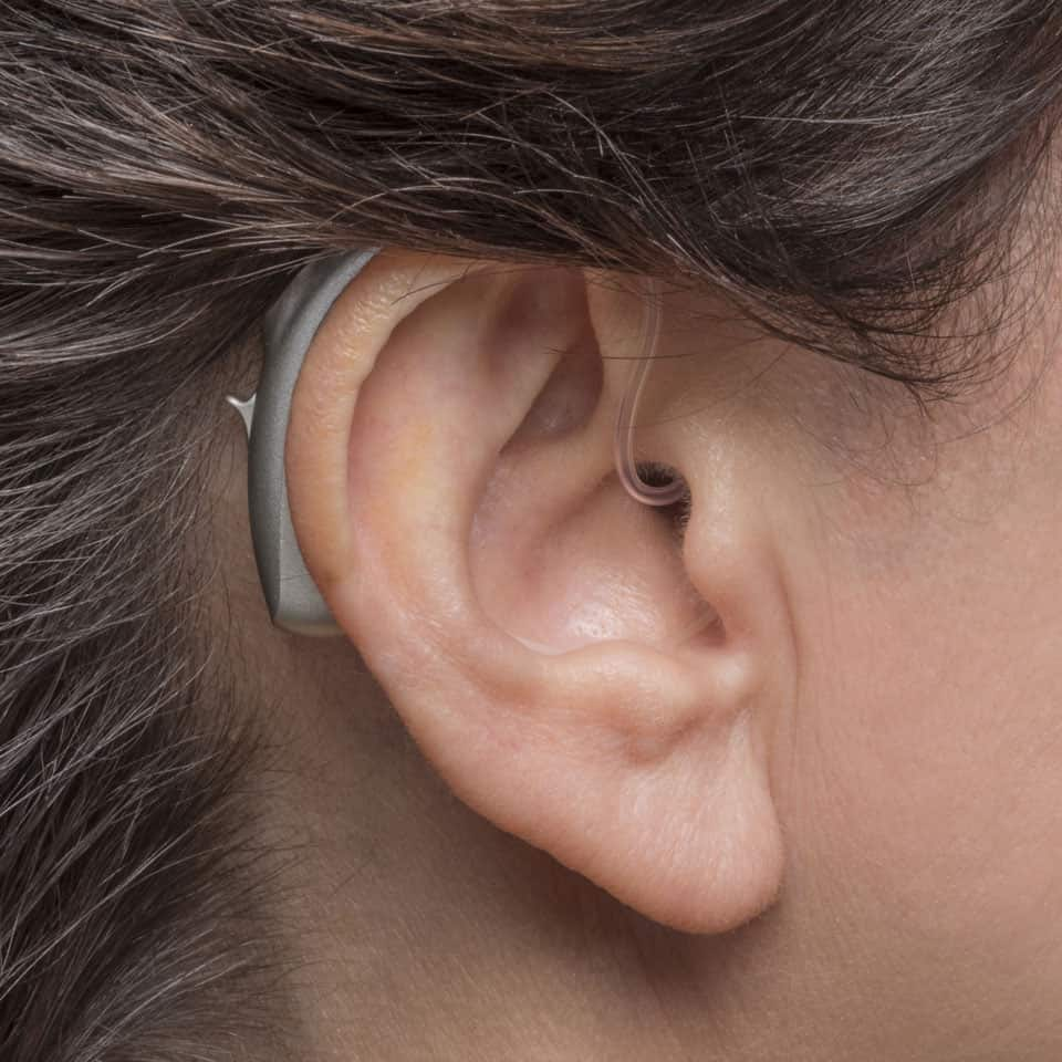 Open Fit BTE Hearing Aid